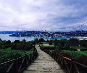 amazing, world, and bridge image