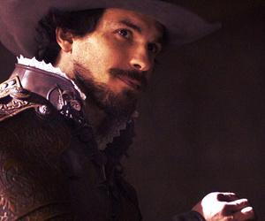 musketeer, santiago cabrera, and aramis image