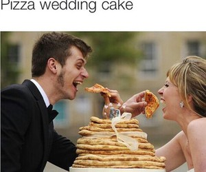 cake, goals, and pizza image