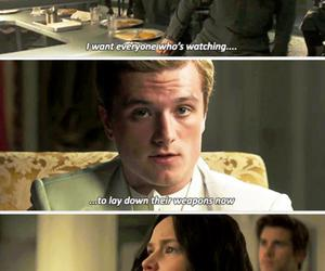 the hunger games, mockingjay, and alive image