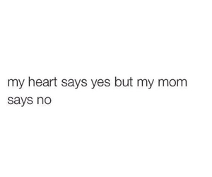 heart, mom, and funny image