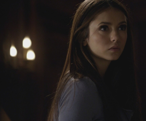 Nina Dobrev, awesome, and Vampire Diaries image