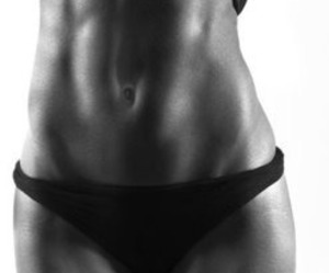abs, workout, and fitspo image