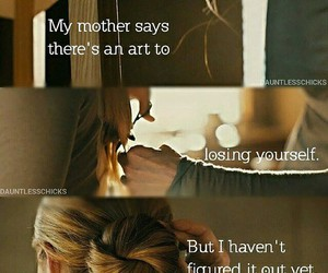 abnegation and divergente image