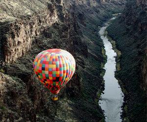 balloons, paisaje, and amazing image