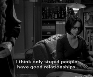 quote, Relationship, and ghost world image