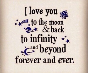back, infinity, and ever image
