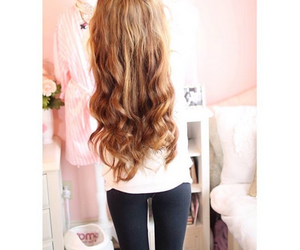 mode, haire, and love image