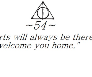 harry potter, j.k.rowling, and b&w quote image