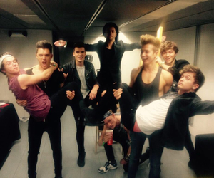 union j, the vamps, and josh cuthbert image