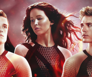 13, Jennifer Lawrence, and the hunger games image