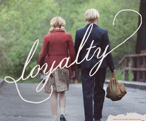 the book thief, loyalty, and friends image