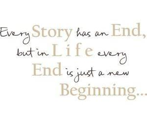 life, story, and beginning image