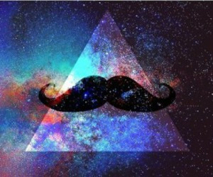 hipster and mostacho image
