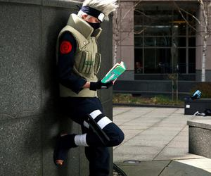 cosplay and kakashi image