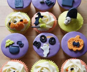 food and Halloween image
