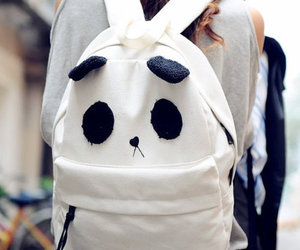 backpack, bag, and kawaii image