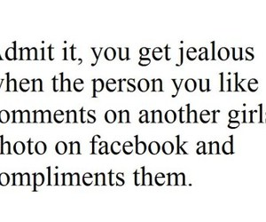 facebook, fact, and jealous image