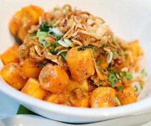 food, korean, and momofuku image