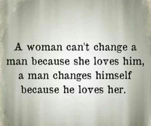 change, woman, and him image