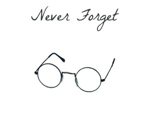 harry potter, never, and never forget image