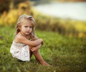adorable, baby girl, and anna pavaga image