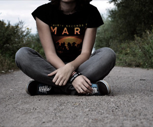 30 seconds to mars, 30stm, and photography image