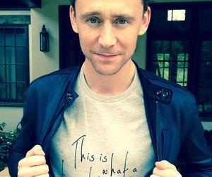 tom hiddleston, feminist, and loki image