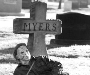 Halloween, horror, and michael myers image