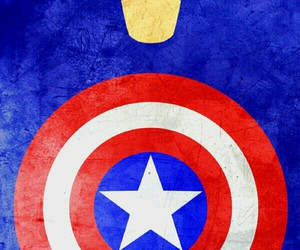 Marvel, captain america, and wallpaper image