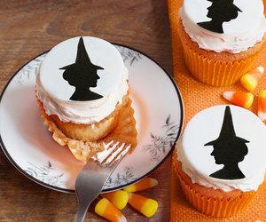 cupcake and Halloween image