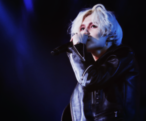 SHINee, Taemin, and white hair image