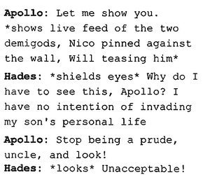 apollo, hades, and OMG image