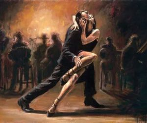 tango, dance, and passion image