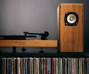 vinyl, music, and records image