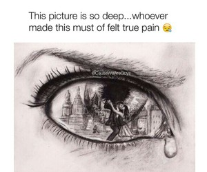 pain and deep image