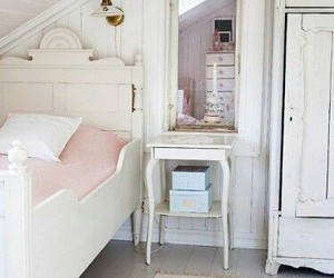 attic, country living, and decor image