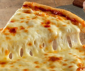 delicius, food, and pizza image