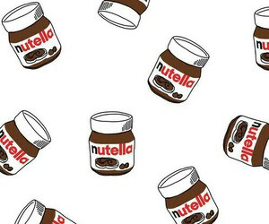 cool, wallpaper, and nutella image