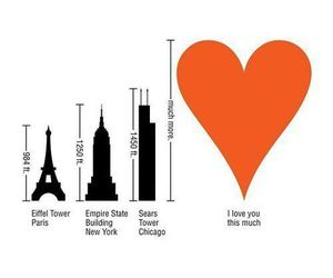 love, heart, and eiffel tower image
