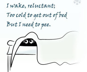 cold, funny, and me image