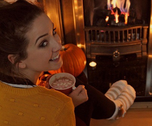 zoella, autumn, and fall image