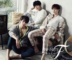 infinite, myungsoo, and sungyeol image