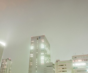 white, building, and city image