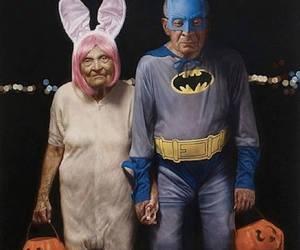 Halloween, batman, and funny image