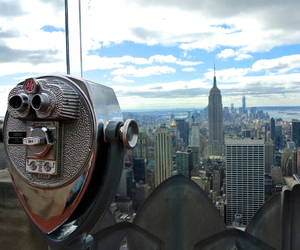 empire state building, inspiration, and new york image