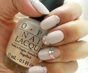 nails, polish, and nails art image