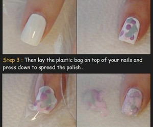 chicas, manicure, and pretty image