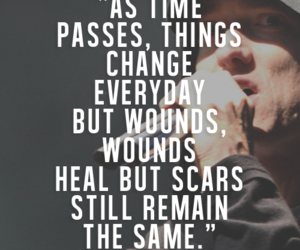 eminem, quotes, and Lyrics image