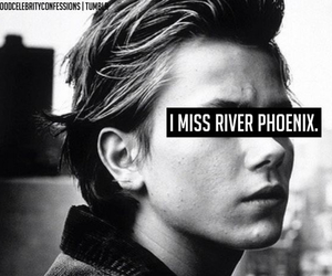 rip, river phoenix, and 31.10.93 image